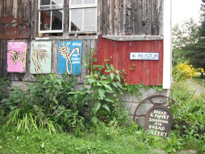 Bread and Puppet Theater, Glover, Vermont, circa 2010